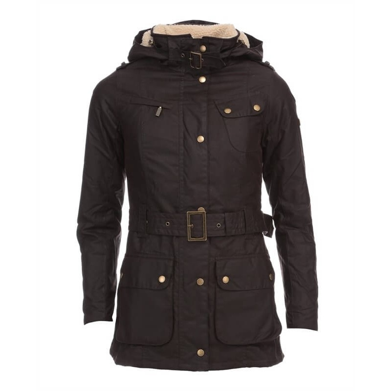 Chaqueta Barbour Weyhill rustic