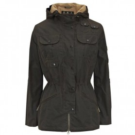 Parka Barbour Winter Force olive