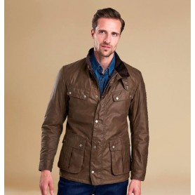 Chaqueta Barbour Duke bark