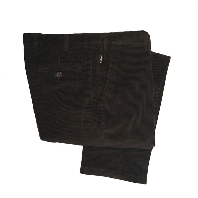 Barbour 72503 513 verde oscuro - Pantalones BARBOUR