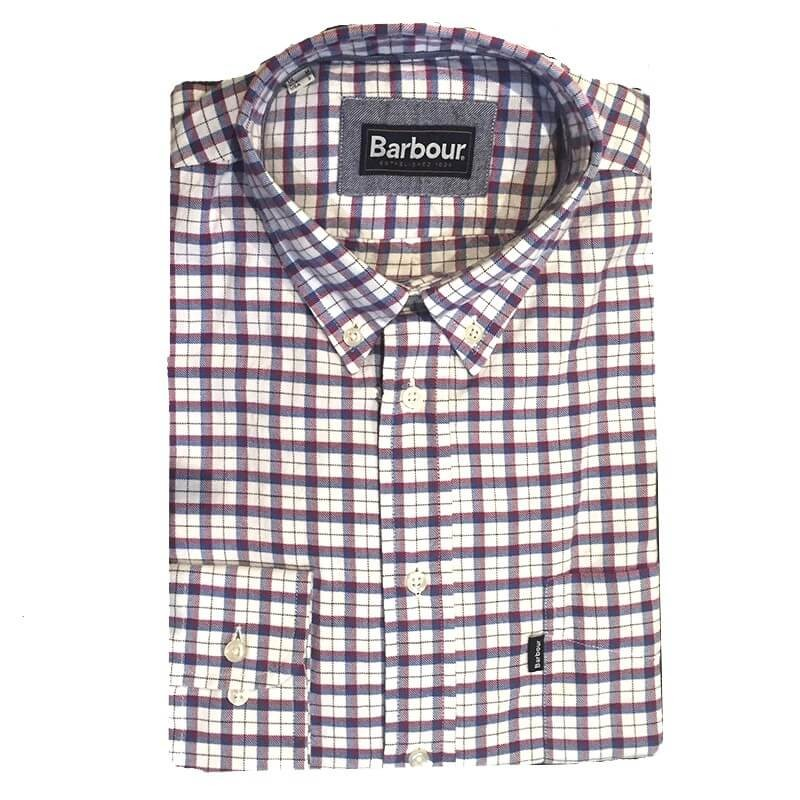 Barbour Tom BS217150 - Camisas BARBOUR
