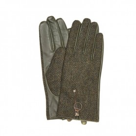 Guantes Barbour Ashby Tweed olive