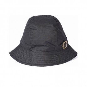 Wax All Weather black - LHA0285BK91 - Barbour - mujer - Gorros y Gorras BARBOUR