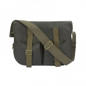Bolso Barbour Thronoproof Tarras olive