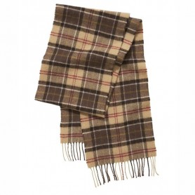 Bufanda Barbour Tartan Lambswool muted