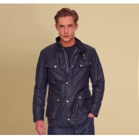 Chaqueta Barbour Duke navy