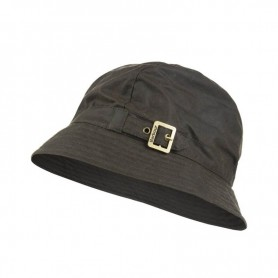 Wax All Weather olive - LHA0285OL71 - Barbour - mujer - Gorros y Gorras BARBOUR