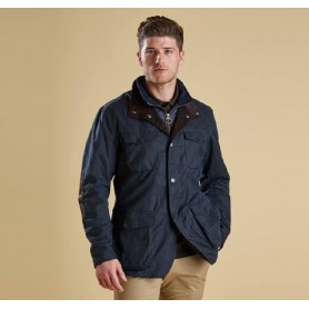 Chaqueta Barbour Ogston navy