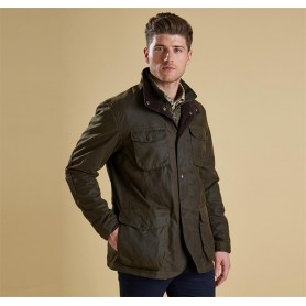 Chaqueta Barbour Ogston olive