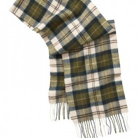 Bufanda Barbour Tartan Lambswool ancient