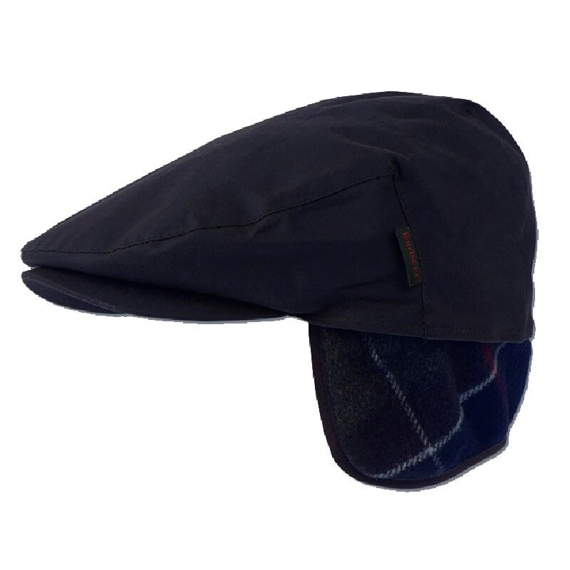 Gorra Barbour Cheviot Tartan navy
