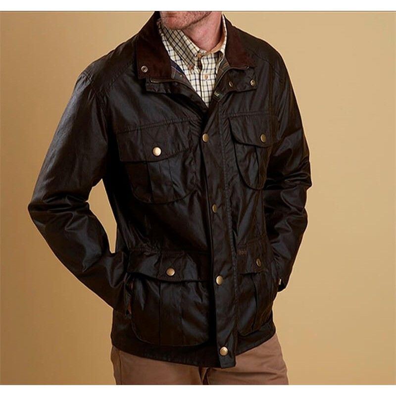 Chaqueta Barbour New Utility olive - Barbour