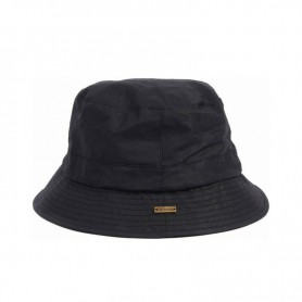 Dovecote Bucket black - LHA0330BK11 - Barbour - mujer - Gorros y Gorras BARBOUR