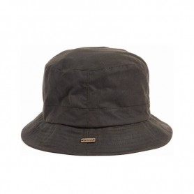 Dovecote Bucket olive - LHA0330OL71 - Barbour - mujer - Gorros y Gorras BARBOUR