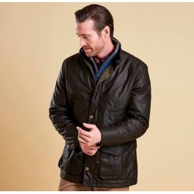 Chaqueta Barbour Hereford olive - Barbour