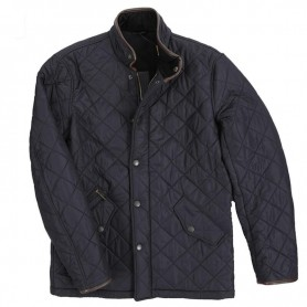 Chaqueta Barbour Powell navy