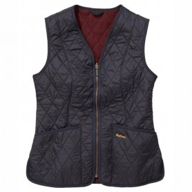Chaleco Barbour Fleece Betty navy
