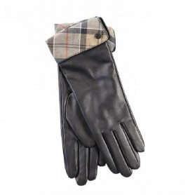 Barbour Lady Jane black - Guantes BARBOUR