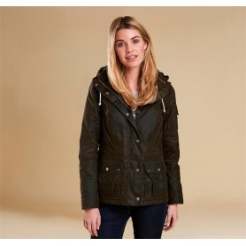 Chaqueta Barbour Redcliffe olive