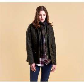 Chaqueta Barbour Ashley olive