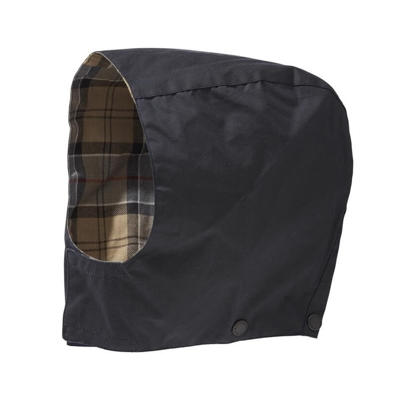 Capucha Barbour niño navy - Barbour