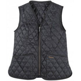Chaleco Barbour Betty Interactive black