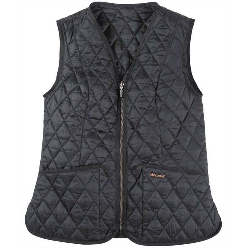 Chaleco Barbour Betty Interactive black - Barbour