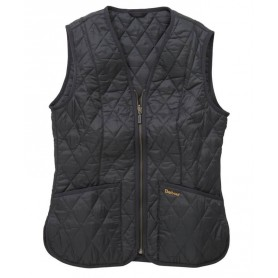 Chaleco Barbour Betty Interactive navy