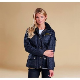 Chaqueta Barbour International Polarquilt navy