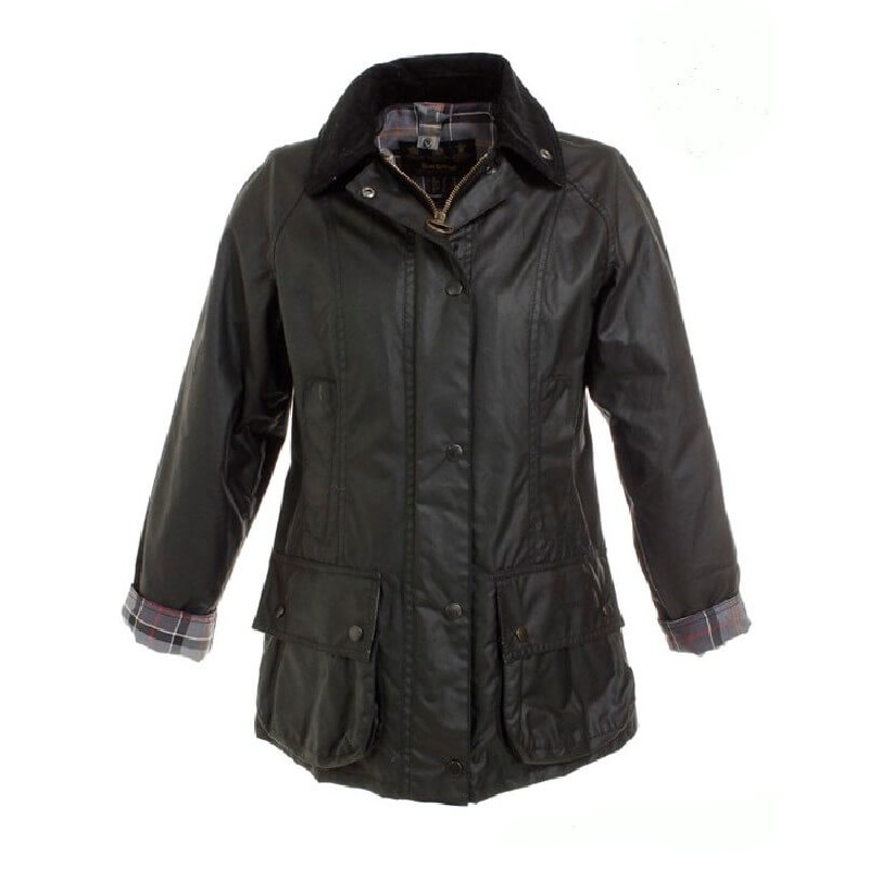 Chaqueta Barbour Beadnell black