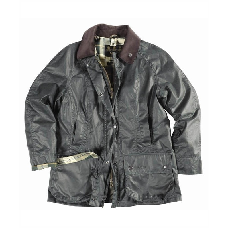 Chaqueta Barbour Beadnell sage