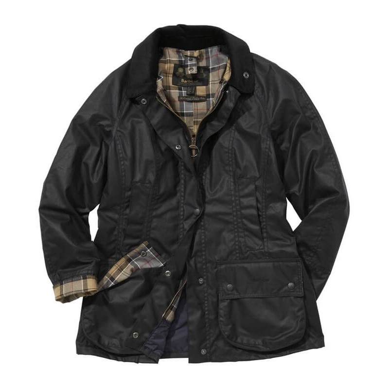 Chaqueta Barbour Beadnell navy
