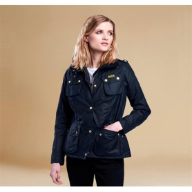 Fins black - LWX0631BK71 - B. International - mujer - Chaquetas BARBOUR INTERNATIONAL