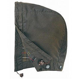 Capucha Barbour Wax Classic olive