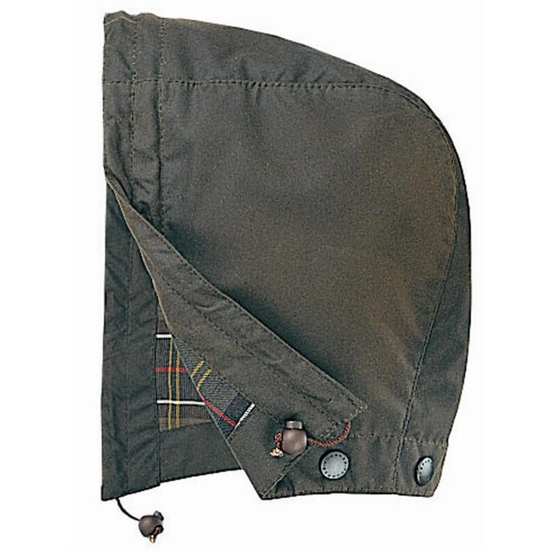 Wax Classic olive - MHO0003OL71 - Barbour - Capuchas BARBOUR
