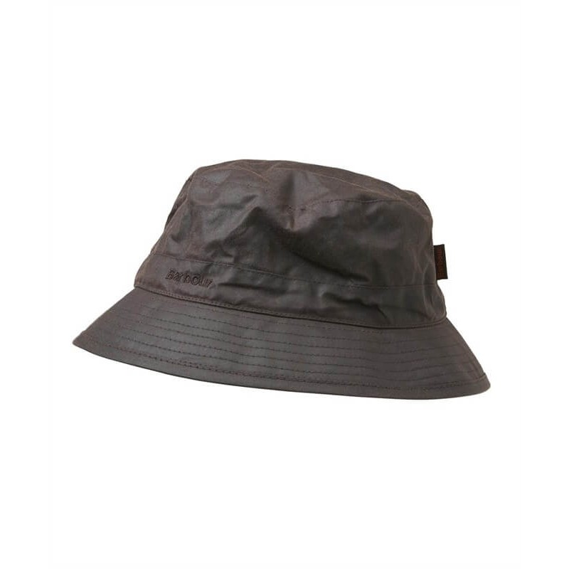 Gorro Barbour Wax Sport rustic