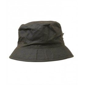 Gorro Barbour Wax Sport olive - Barbour