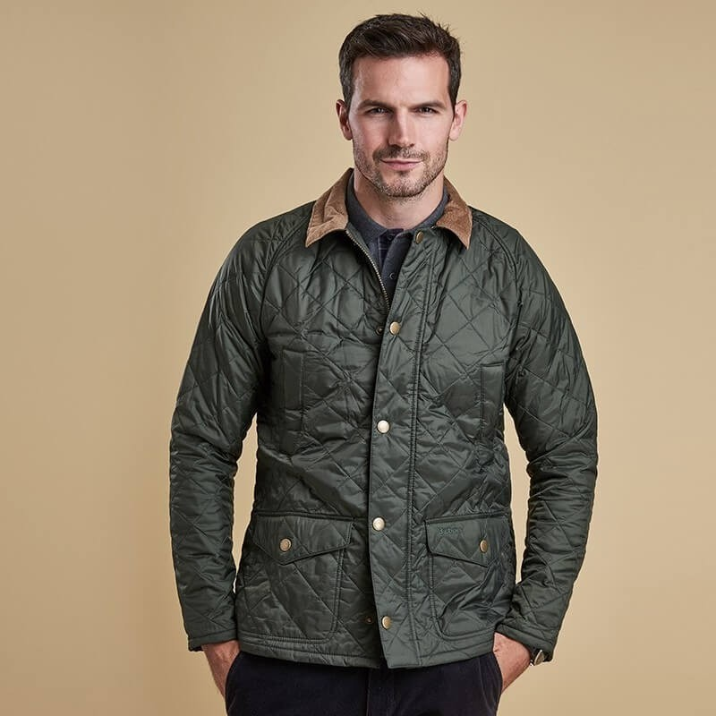 Chaqueta Barbour Canterdale quilt forest - Barbour
