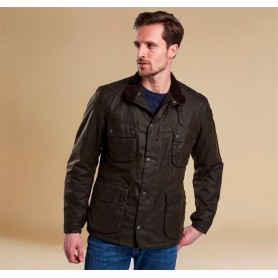 Chaqueta Barbour Weir olive