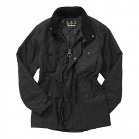 Chaqueta Barbour Sapper black