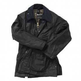 Chaqueta Barbour Bedale navy