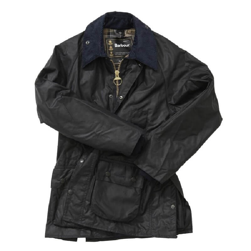 Chaqueta Barbour Bedale navy - Barbour