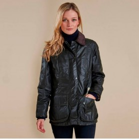 Chaqueta Barbour New Beadnell sage