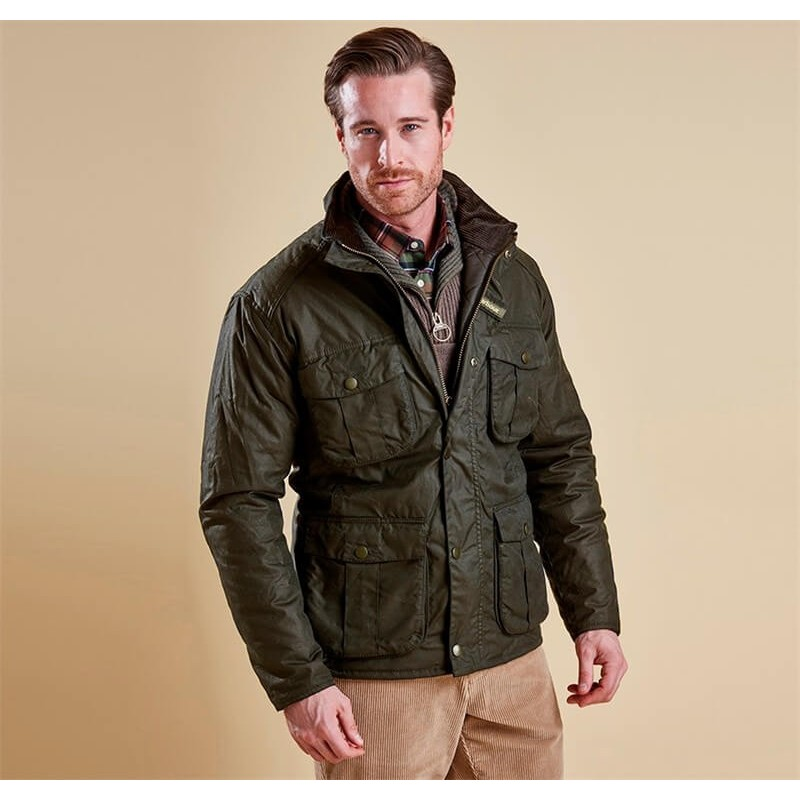 Chaqueta Barbour Winter Utility olive
