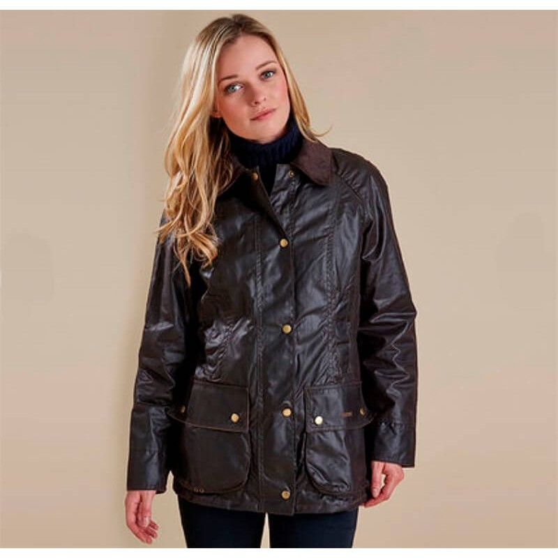 Chaqueta Barbour New Beadnell rustic