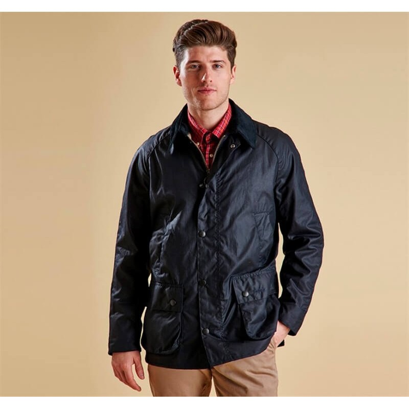 Chaqueta Barbour Ashby navy