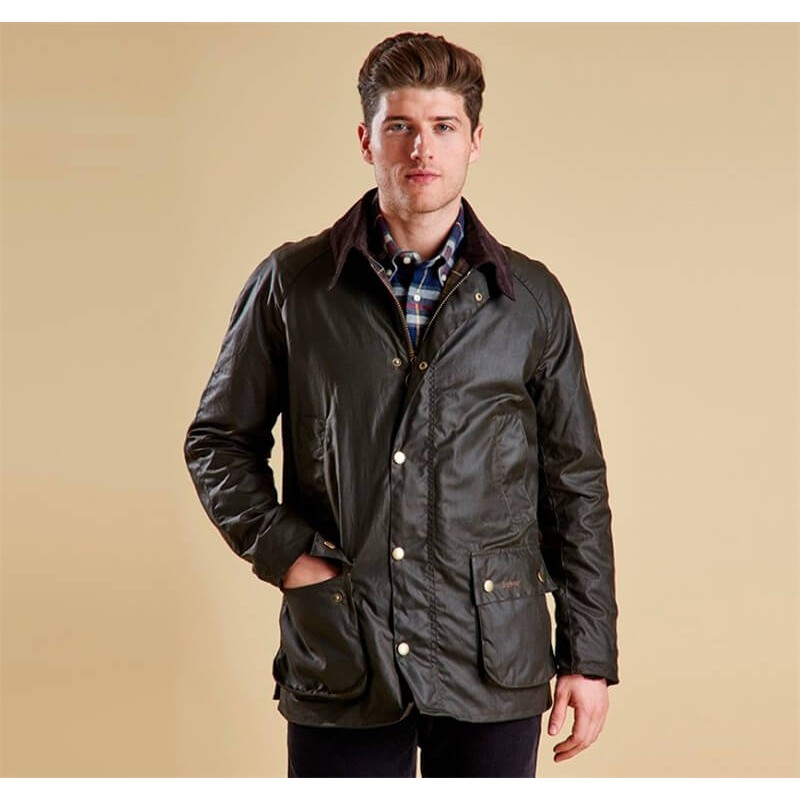 Chaqueta Barbour Ashby olive - Barbour