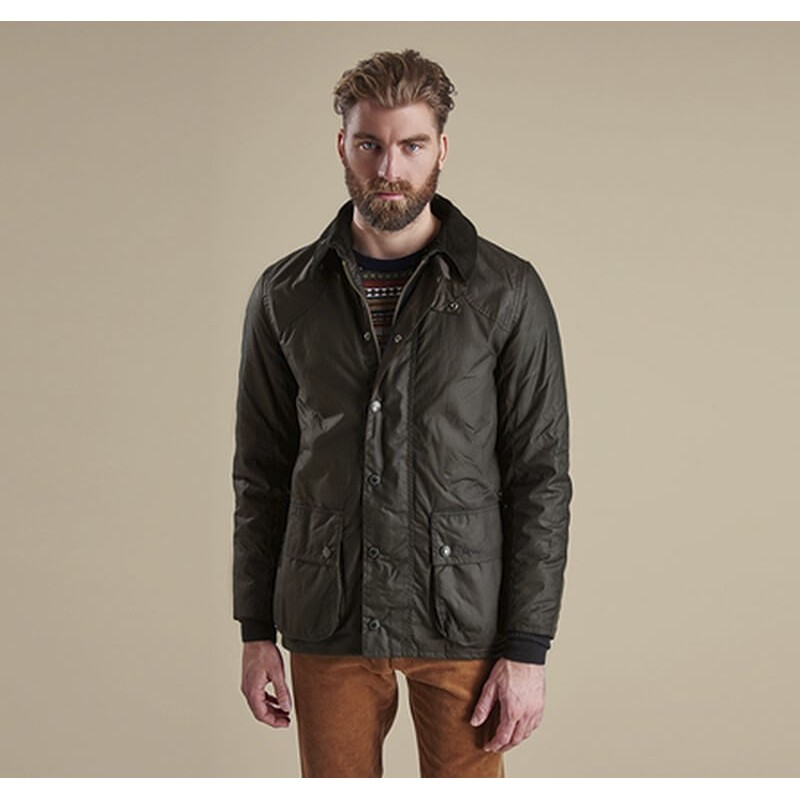 Digby olive - MWX0893OL52 - Barbour - Hombre - Chaquetas BARBOUR