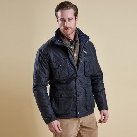 Chaqueta Barbour Winter Utility navy