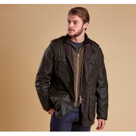 Chaqueta Barbour Dock olive